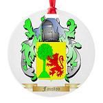Faustov Round Ornament