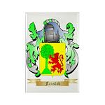 Faustov Rectangle Magnet (100 pack)