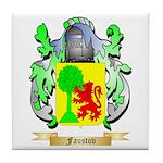 Faustov Tile Coaster