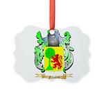 Faustov Picture Ornament