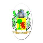 Faustlein 20x12 Oval Wall Decal