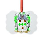 Faull Picture Ornament