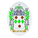 Faull Ornament (Oval)