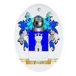 Faught Ornament (Oval)