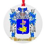 Faughnan Round Ornament