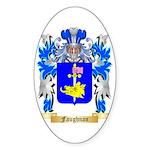 Faughnan Sticker (Oval 10 pk)