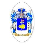 Faughnan Sticker (Oval 50 pk)