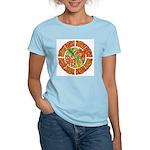 Celtic Autumn Leaves Women's Light T-Shirt