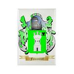 Fauconnet Rectangle Magnet (10 pack)
