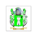 Fauconneau Square Sticker 3