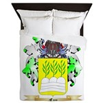 Fau Queen Duvet
