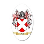 Fast 35x21 Oval Wall Decal