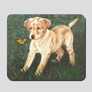 Labrador Art  Mousepad