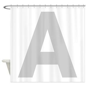Light Gray Shower Curtains