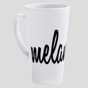 Melanin 17 oz Latte Mug