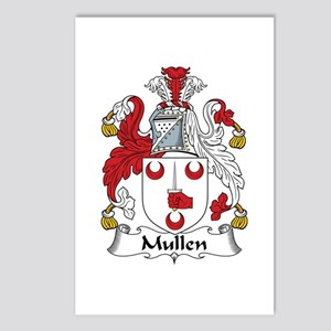 Mullen Postcards (Package of 8)
