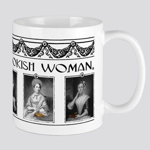 Beware The Bookish Woman Mug