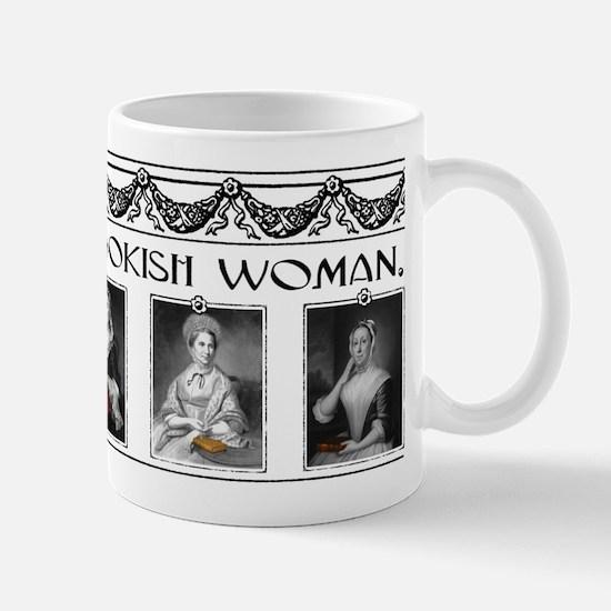 Beware The Bookish Woman Mug