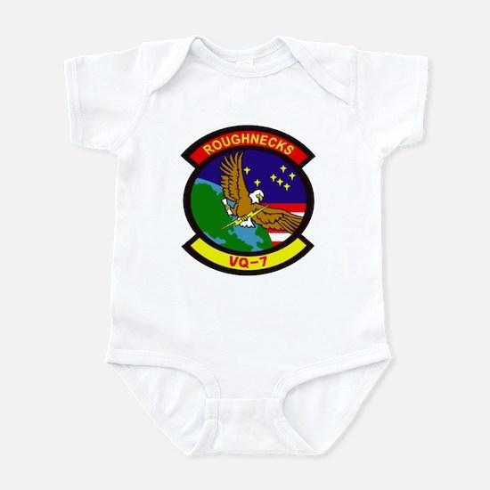 VQ 7 Roughnecks Infant Bodysuit