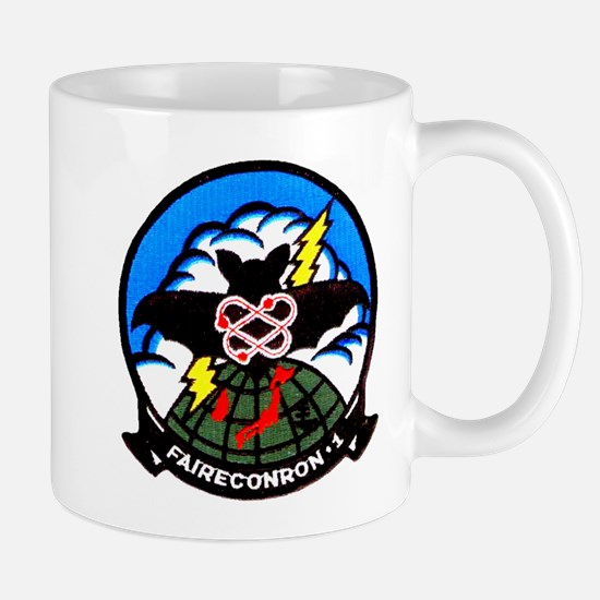 VQ 1 World Watchers Mug