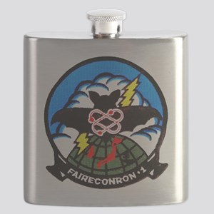 VQ 1 World Watchers Flask