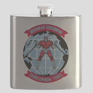 VQ 3 Ironman Flask