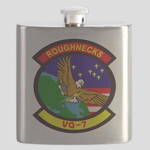 VQ 7 Roughnecks Flask