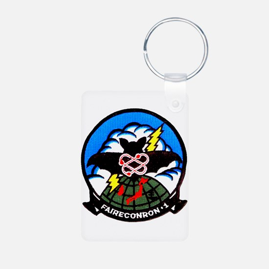 VQ 1 World Watchers Keychains