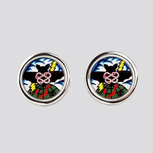 VQ 1 World Watchers Cufflinks
