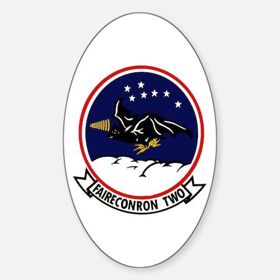 VQ 2 Sandeman Sticker (Oval)