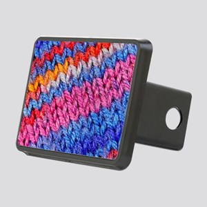 Knitwear 006 Rectangular Hitch Cover
