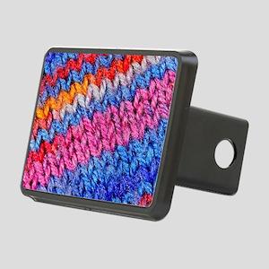 Knitwear 006 Rectangular Hitch Cover