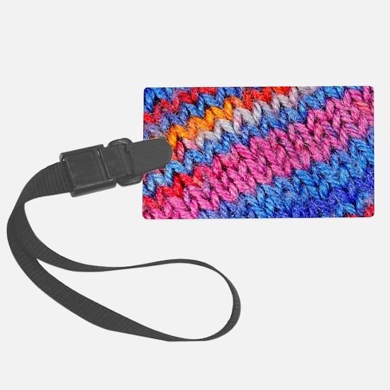 Knitwear 006 Luggage Tag