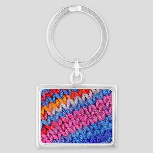 Knitwear 006 Landscape Keychain