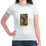Agents and Editors Jr. Ringer T-Shirt
