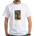 Agents and Editors White T-Shirt