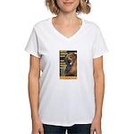 Agents and Editors Women's V-Neck T-Shirt