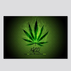 420 Postcards (Package of 8)