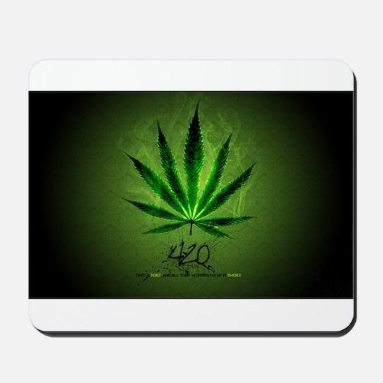 420 Mousepad