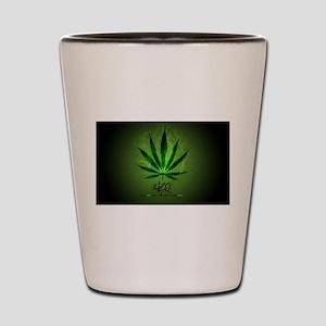 420 Shot Glass