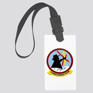 Vq 4 Shadows Large Large Luggage Tag