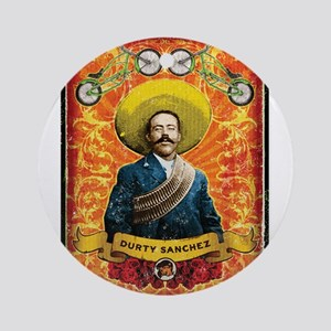 mexican Ornament (Round)