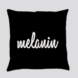 Melanin Everyday Pillow