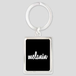 Melanin Portrait Keychain