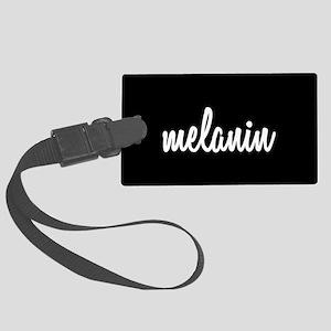 Melanin Large Luggage Tag
