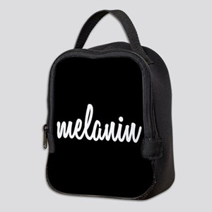 Melanin Neoprene Lunch Bag