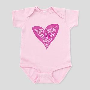 ILY Infant Bodysuit