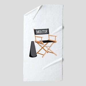 Director Beach Towel