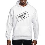 Groomsman Stamp Hooded Sweatshirt