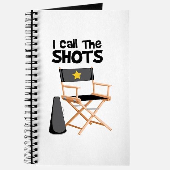 I Call the Shots Journal